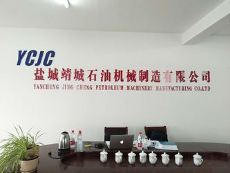 Trung Quốc Yancheng Jingcheng Petroleum Equipment Manufacturing Co.,Ltd